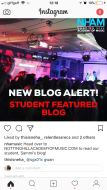 Featured Student Blog