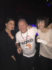 KOKO networking event with John Saunders & Francesca