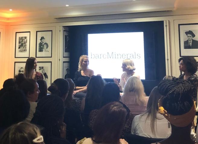glamour activist bare minerals
