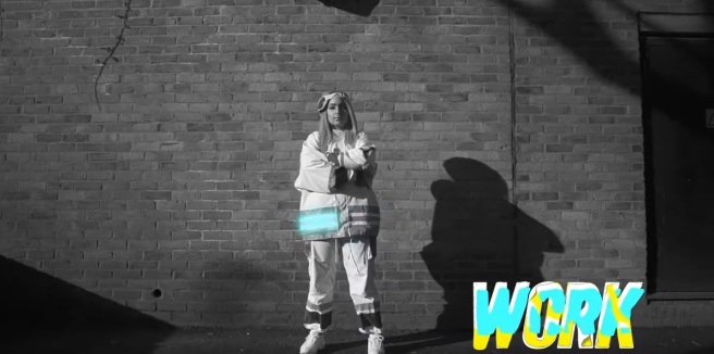 WATCH Ryuken X Laughta 'Work' Video