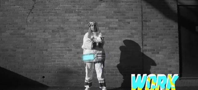 WATCH Ryuken X Laughta 'Work' Video