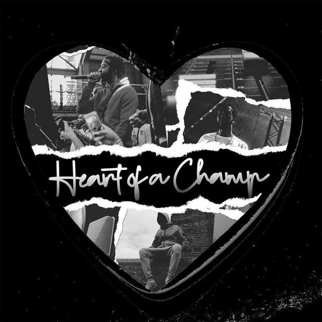 CAPO LEE DROPS HIS MOST EXPLORATIVE WORK TO DATE ON HIS 'HEART OF A CHAMP' ALBUM
