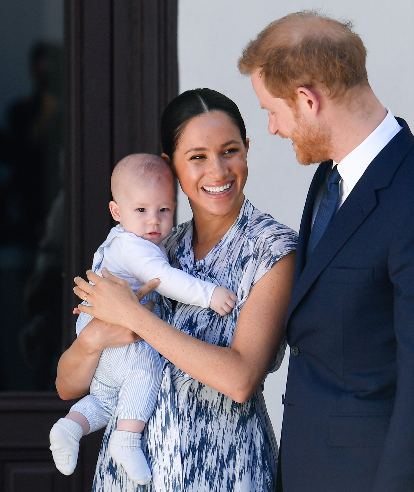Harry and Meghan announce birth of baby daughter - with name to honour Queen and Diana